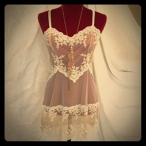 Lace Chemise by Wacoal